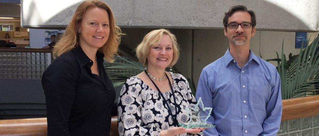 Civicplan is Presented with IAP2 Award