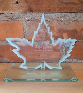 Civicplan's IAP2 Award